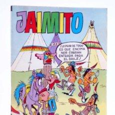 BDs: JAIMITO, PUBLICACIÓN JUVENIL 1688. 1 NOV 1984 (VVAA) VALENCIANA, 1984. ÚLTIMO Nº. DIFÍCIL. OFRT. Lote 232248155