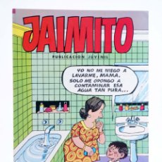 BDs: JAIMITO, PUBLICACIÓN JUVENIL 1681. 01 SEPTIEMBRE 1984 (VVAA) VALENCIANA, 1984. OFRT. Lote 253324595