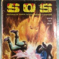 Tebeos: 'S.O.S.', Nº 48. SEGUNDA ÉPOCA. CÓMIC DE TERROR Y MISTERIO. EDITORIAL VALENCIANA. 1983. BUEN ESTADO.. Lote 222537151