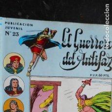 Tebeos: EL GUERRERO DEL ANTIFAZ Nº 23. Lote 222665223