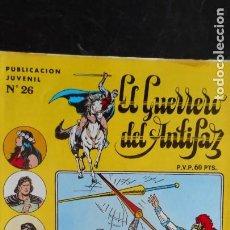 Tebeos: EL GUERRERO DEL ANTIFAZ Nº 26. Lote 222665412