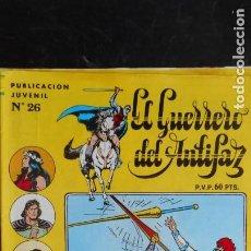 Tebeos: EL GUERRERO DEL ANTIFAZ Nº 26. Lote 222665473