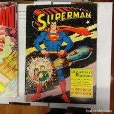 Tebeos: SUPERMAN GIGANTE VALENCIANA. Lote 222680583