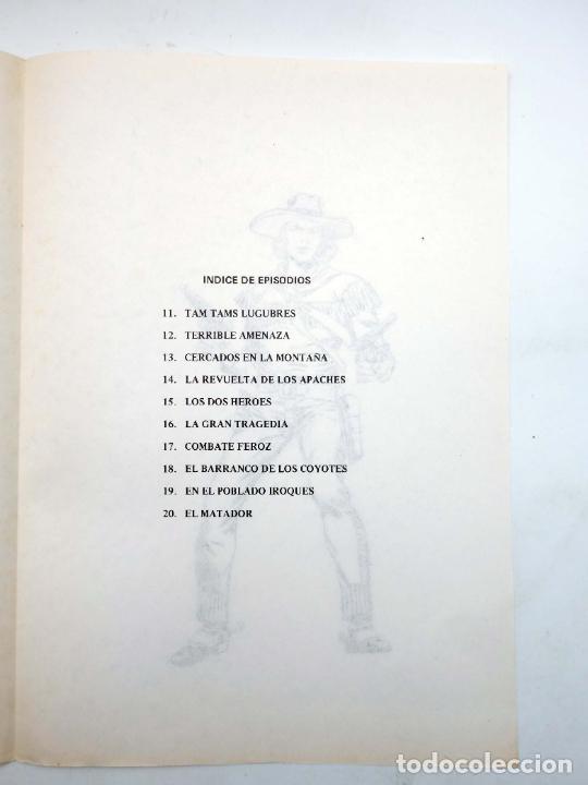 Tebeos: TAPAS PARA ENCUADERNAR EL PEQUEÑO LUCHADOR TOMOS 1 A 9. (8+1) (M. Gago) Valenciana, 1977. OFRT - Foto 7 - 222684787