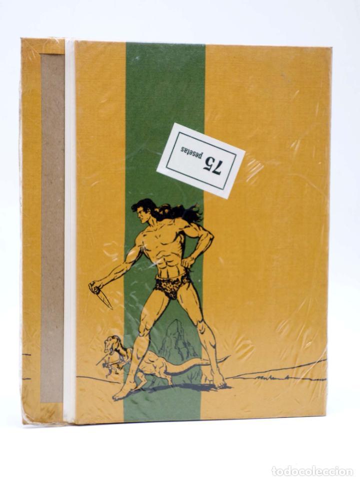 Tebeos: TAPAS PARA ENCUADERNAR PURK EL HOMBRE DE PIEDRA. LOTE 6 TAPAS (4+2) (M. Gago) Valenciana, 1974. OFRT - Foto 2 - 222684806