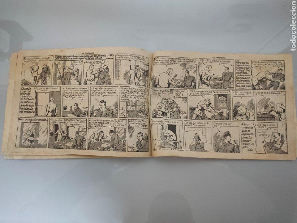 Tebeos: ROBERTO ALCÁZAR Y PEDRÍN N°123 LOS ENDEMONIADOS 1948ORIGINAL COMPLETO - Foto 5 - 222710040