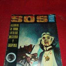 Tebeos: SOS (1976), N°24 REVISTA PARA ADULTOS. Lote 222718790