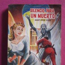 Tebeos: LUCHADORES DEL ESPACIO 213 VALENCIANA CODY SILENCIO PARA UN MUERTO. Lote 222868587