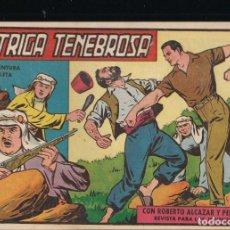 Tebeos: ROBERTO ALCAZAR Y PEDRIN Nº 444: INTRIGA TENEBROSA. Lote 222913731