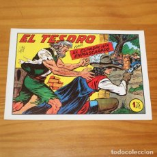 Tebeos: EL ESPADACHIN ENMASCARADO 185 EL TESORO. FACSIMIL. Lote 223775956