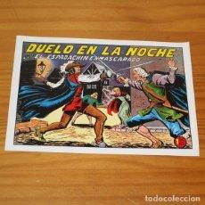 Tebeos: EL ESPADACHIN ENMASCARADO 191 DUELO EN LA NOCHE. FACSIMIL. Lote 223776078
