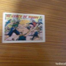 Tebeos: EL ESPADACHIN ENMASCARADO Nº 82 EDITA VALENCIANA. Lote 223885273