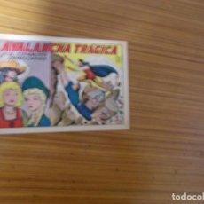 Tebeos: EL ESPADACHIN ENMASCARADO Nº 77 EDITA VALENCIANA. Lote 223885312
