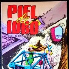 Tebeos: PIEL DE LOBO Nº 17 - VALENCIANA 1980 ''BUEN ESTADO''. Lote 224008035
