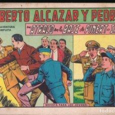 Giornalini: ROBERTO ALCAZAR Y PEDRIN Nº 695: ATRACO EN LA BASE DE PINERT-SART. Lote 224085923