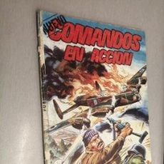 Livros de Banda Desenhada: NUEVO COMANDOS EN ACCIÓN Nº 4 / VALENCIANA 1982. Lote 224170561