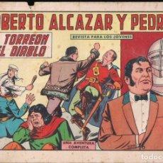 Giornalini: ROBERTO ALCAZAR Y PEDRIN Nº 697: EL TORREÓN DEL DIABLO. Lote 224214636