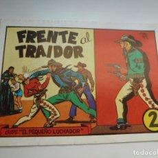 Tebeos: EL PEQUEÑO LUCHADOR Nº 2. M. GAGO. FACSÍMIL 1988. IMPECABLE. Lote 224273782