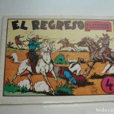 Tebeos: EL PEQUEÑO LUCHADOR Nº 4. M. GAGO. FACSÍMIL 1988. IMPECABLE. Lote 224273855