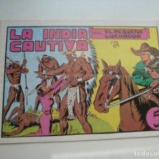 Tebeos: EL PEQUEÑO LUCHADOR Nº 5. M. GAGO. FACSÍMIL 1988. IMPECABLE. Lote 224273876