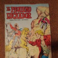 Tebeos: COMIC EL PEQUEÑO LUCHADOR EN LOS DOS HEROES DEL AÑO 1977 Nº 15. Lote 224562965