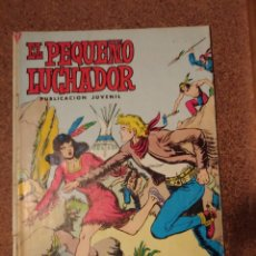 Tebeos: COMIC EL PEQUEÑO LUCHADOR EN BUSQUEDA ANGUSTIOSA DEL AÑO 1977 Nº 38. Lote 224563130