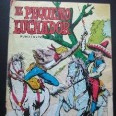 Tebeos: EL PEQUEÑO LUCHADOR Nº 62. Lote 224568036