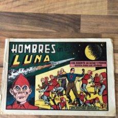 Tebeos: TEBEO HOMBRES EN LA LUNA CON ROBERTO ALCAZAR Y PEDRIN. Lote 224580671