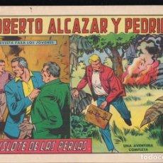 Tebeos: ROBERTO ALCAZAR Y PEDRIN Nº 731: EL ISLOTE DE LAS PERLAS. Lote 224619580