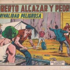 Tebeos: ROBERTO ALCAZAR Y PEDRIN Nº 746: RIVALIDAD PELIGROSA. Lote 224623447