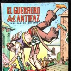 BDs: EL GUERRERO DEL ANTIFAZ Nº 85 - EL ENCIERRO - VALENCIANA 1974. Lote 224639057