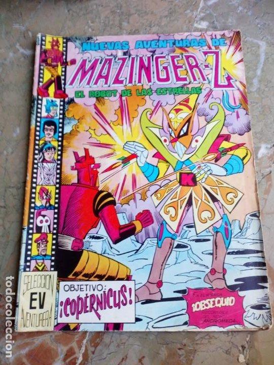 MAZINGUER-Z Nº 9 VALENCIANA (CONTIENE RECORTABLE) (Tebeos y Comics - Valenciana - Otros)