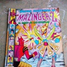 Tebeos: MAZINGUER-Z Nº 9 VALENCIANA (CONTIENE RECORTABLE). Lote 224639071