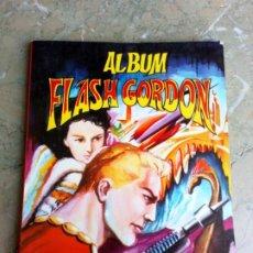 Tebeos: FLASH GORDON ALBUM Nº 6 (CONTENE LOS NÚMEROS 15-16 Y 17) VALENCIANA. Lote 224640460