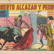 Tebeos: ROBERTO ALCAZAR Y PEDRIN Nº 757: EL NIÑO DE PLATA. Lote 224714465