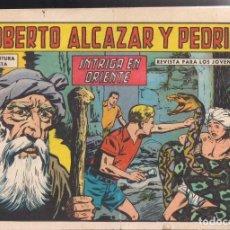 Tebeos: ROBERTO ALCAZAR Y PEDRIN Nº 771: INTRIGA EN ORIENTE. Lote 224715151