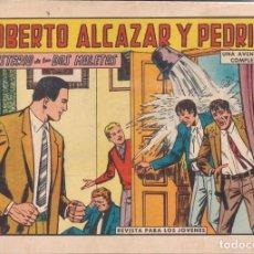 Tebeos: ROBERTO ALCAZAR Y PEDRIN Nº 773: EL MISTERIO DE LAS DOS MALETAS. Lote 224715370