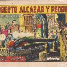 Tebeos: ROBERTO ALCAZAR Y PEDRIN Nº 777: MISTERIO EN EL HIPOGEO. Lote 224715626