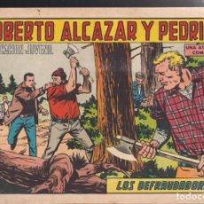 Tebeos: ROBERTO ALCAZAR Y PEDRIN Nº 779: LOS DEFRAUDADORES. Lote 224716143