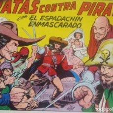 Tebeos: EL ESPADACHIN ENMASCARADO - Nº23 - SEGUNDA EDICION - ED. VALENCIANA. Lote 224798953