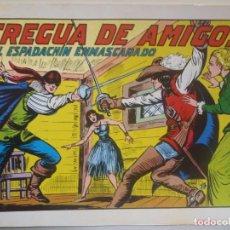 Tebeos: EL ESPADACHIN ENMASCARADO - Nº35 - SEGUNDA EDICION - ED. VALENCIANA. Lote 224799148
