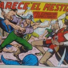 Tebeos: EL ESPADACHIN ENMASCARADO - Nº37 - SEGUNDA EDICION - ED. VALENCIANA. Lote 224799353