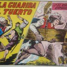 Tebeos: EL ESPADACHIN ENMASCARADO - Nº 45 - SEGUNDA EDICION - ED. VALENCIANA. Lote 224799983