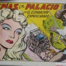 Tebeos: EL ESPADACHIN ENMASCARADO - Nº 46 - SEGUNDA EDICION - ED. VALENCIANA. Lote 224800036