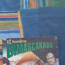 Tebeos: EL HOMBRE ENMASCARADO. NUM. 7. LA FORTALEZA INEXPUGNABLE. Lote 224815687