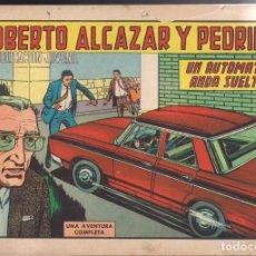 Tebeos: ROBERTO ALCAZAR Y PEDRIN Nº 780: UN AUTOMATA ANDA SUELTO. Lote 224894651