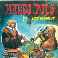 Tebeos: MARCO POLO DE EDITORIAL VALENCIANA DIBUJADA POR LUIS BERMEJO. Lote 224897545