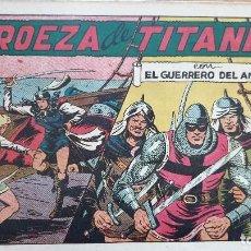 Tebeos: PROEZA DE TITANES. Lote 224986332
