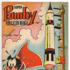 Tebeos: SUPER PUMBY Nº 75 (VALENCIANA 1970). Lote 225187565