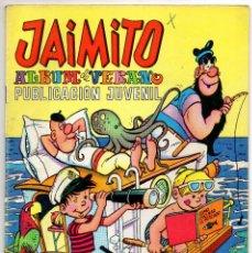 Tebeos: JAIMITO EXTRA VERANO (VALENCIANA 1968). Lote 225234207